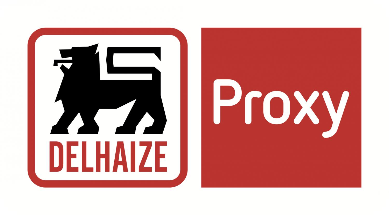 Delhaize Proxy Berchem