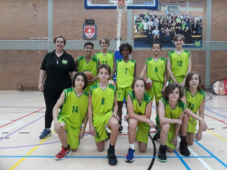 Team U14A