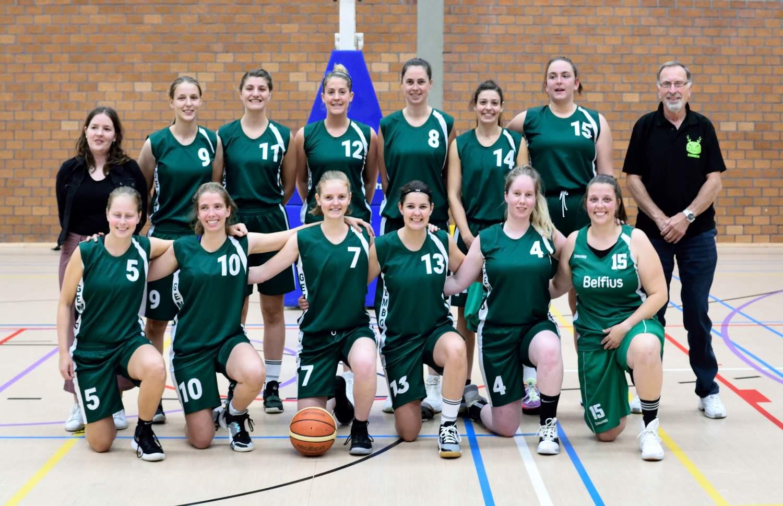 Team Dames 1